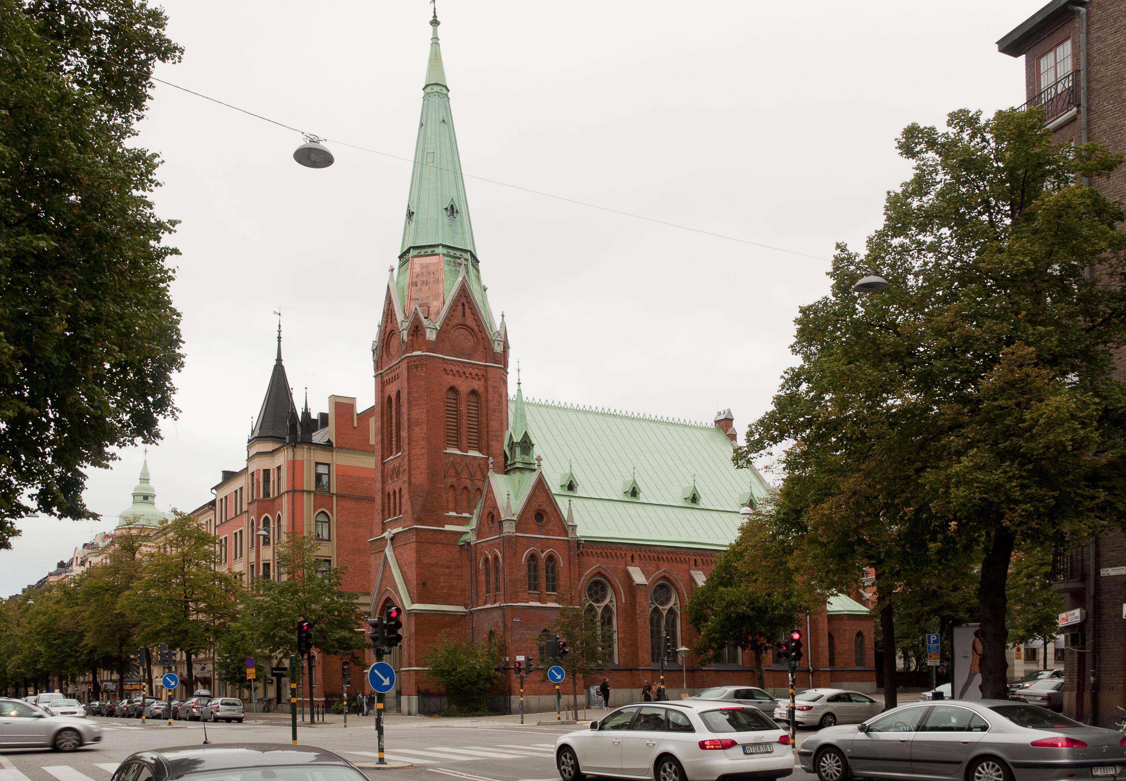 grekiska kyrkan stockholm