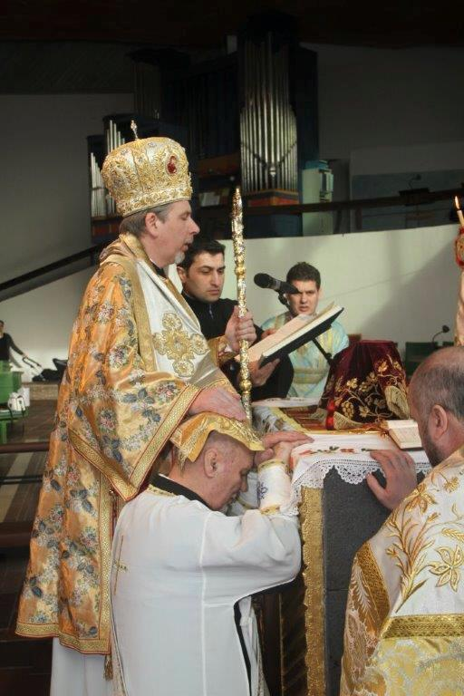 Prästvigning