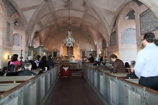 Liturgi i Slottskyrkan